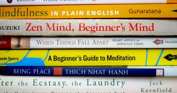 10 Dharma books everyone should have, as selected by the editors of the Shambhala Sun. From our March 2015 DIY Dharma issue.