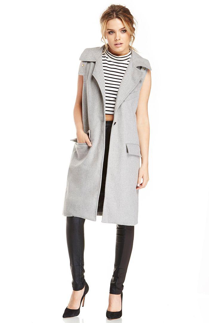 57 Best How To Wear A Long Vest Images On Pinterest Long