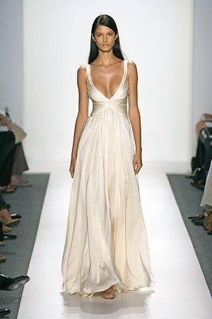 Can we go ahead and find more occasions to wear gowns besides weddings? Please?