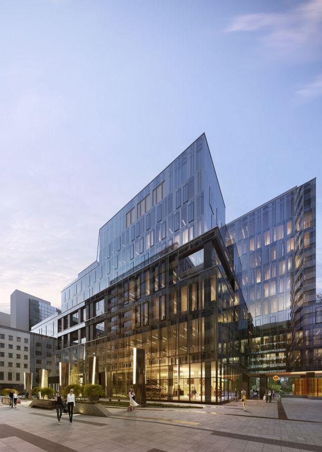 CGarchitect - Professional 3D Architectural Visualization User Community | Warsaw - Centrum Marszałkowska