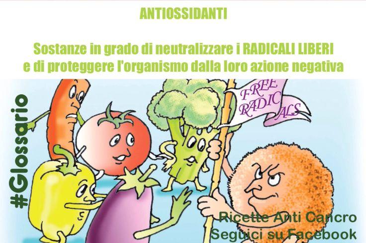 Antiossidanti: cosa sono?