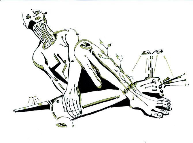 seriuos knee injury