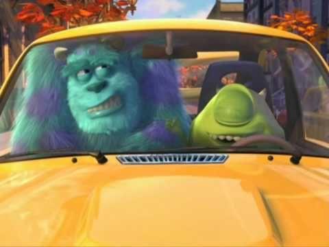 Pixar-Mike´s new car (Cosecha propia , Home-grown)
