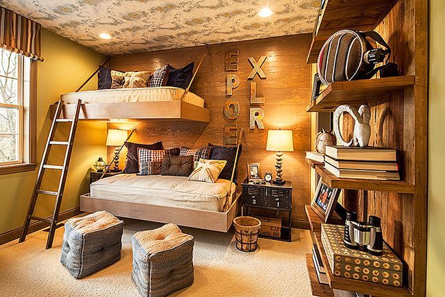 Hanging beds - sweet dreams on a floating cloud | My desired home