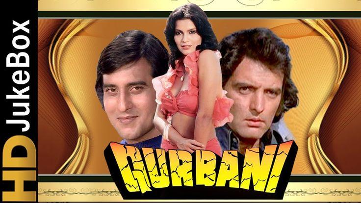 Qurbani (1980) Songs | Full Video Songs Jukebox | Feroze Khan, Zeenat Aman, Vinod Khanna, Amjad Khan - YouTube