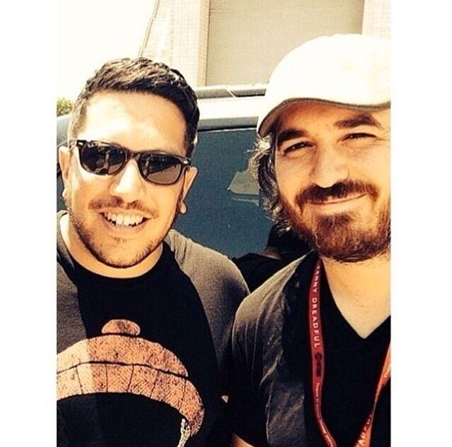 Sal Vulcano & Brian Quinn- impractical Jokers