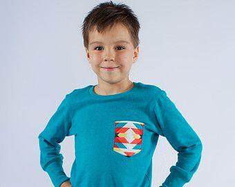 Vêtements éco-responsables pour enfants par Asanoha sur Etsy