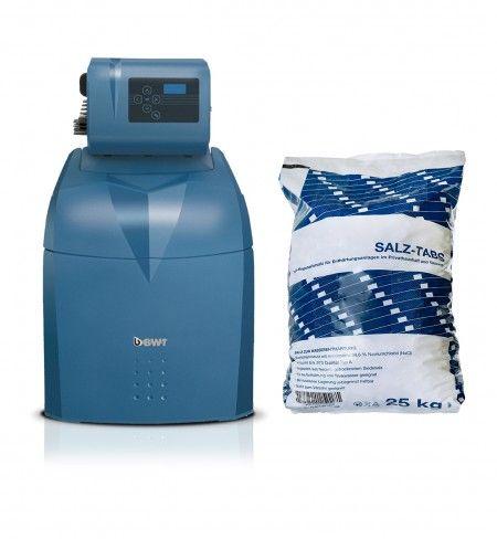 BWT Weichwasseranlage AQA smart plus 25 kg Regeneriersalz