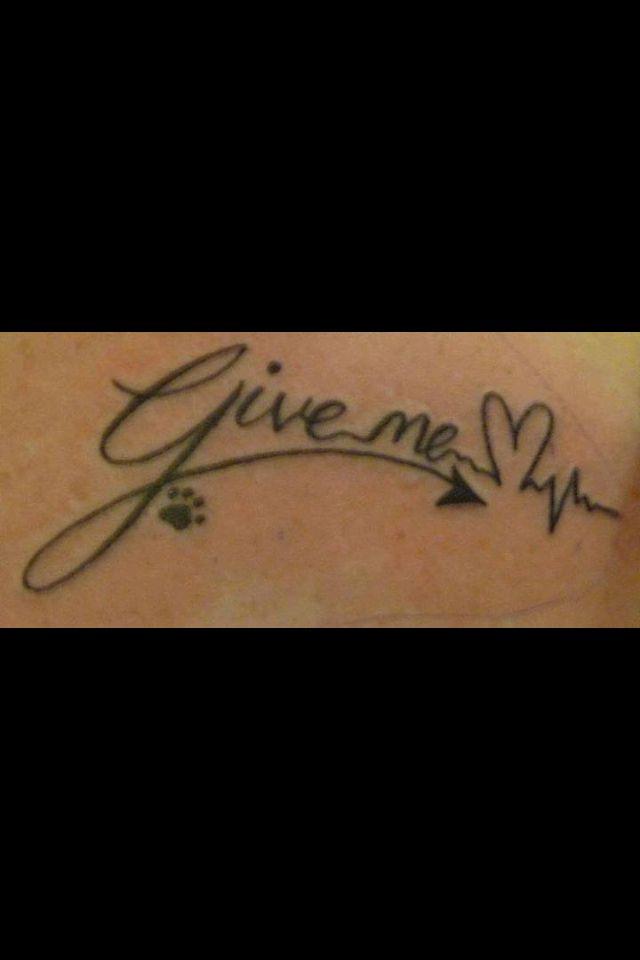 Give Me Love  Ed Sheeran Tattoo Tattoos I Want / Like