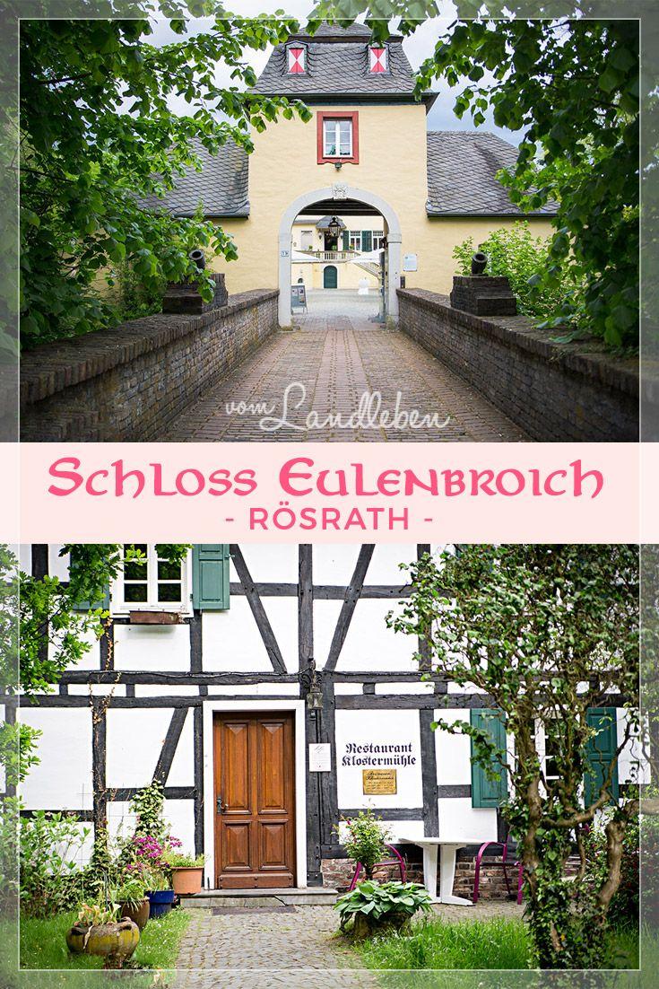 Schloss Eulenbroich in Rösrath | https://vom-landleben.de