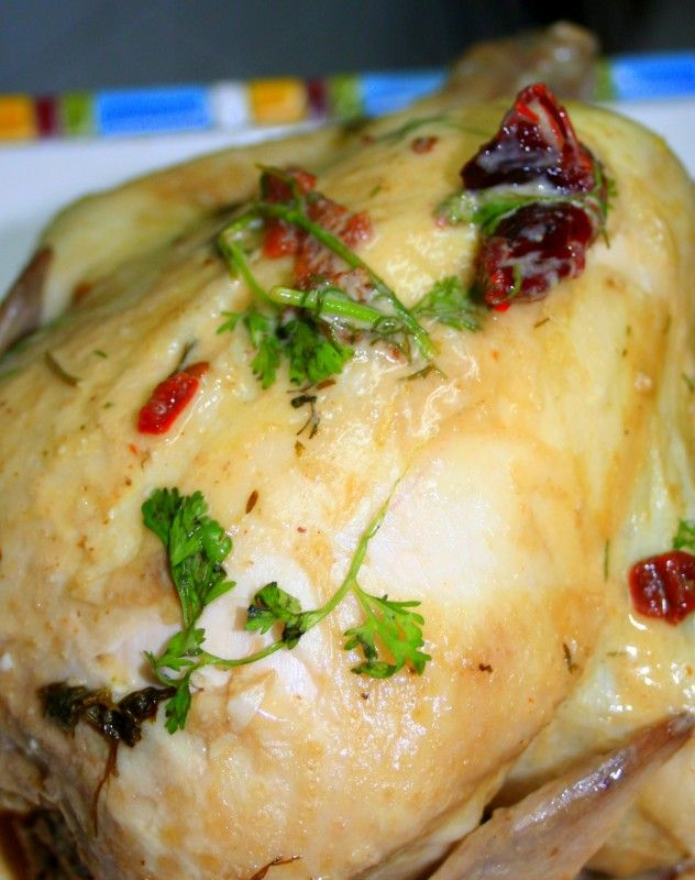 #paleo Coconut Chipotle Roasted Chicken in the Crockpot: 3 med size limes; 2 cups of coconut milk; 2 t/l cumin; 1 whole onion; 4 cloves of garlic; 1 tbl garlic paste; 1 chopped chipotle chile in adobo sauce (if you like it hot add more); 2 tbl chopped cilantro; salt and pepper to taste