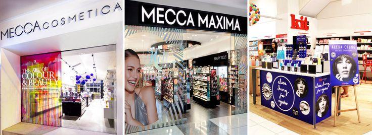 Mecca Cosmetica, Mecca Maxima and Kit