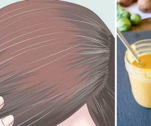 Como eliminar os cabelos brancos naturalmente sem usar tintura - Receitas Aki