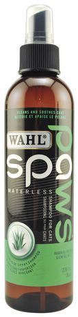Wahl SpaPaws Waterless Soothing Aloe Spray Shampoo for Cats $9.96