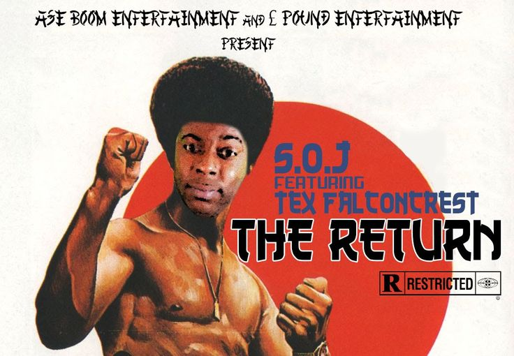The Return - S.O.J. feat. Tex Falconcrest