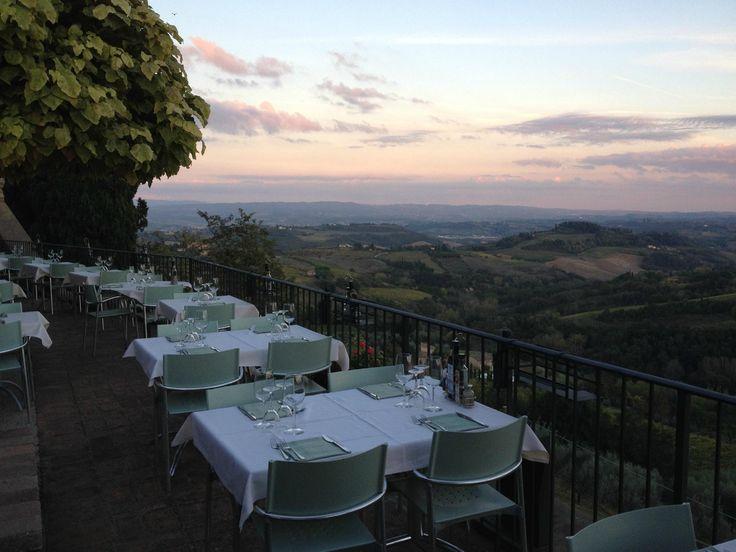 Le Vecchie Mura, San Gimignano - Restaurant Avis, Numéro de Téléphone & Photos - TripAdvisor