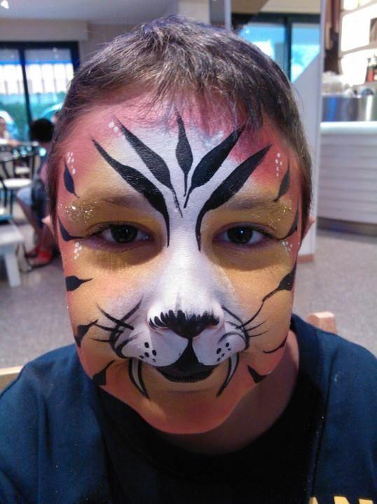 un tigro simpaticissimo