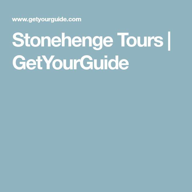 Stonehenge Tours | GetYourGuide
