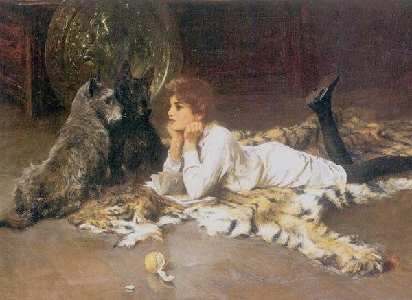 Arthur Wardle - Companions