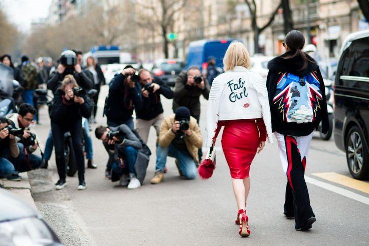 Fabulous_Muses_Alina_Tanasa_Diana_Enciu_Milan_Fashion_Week_Streetstyle_ #Conceptoline