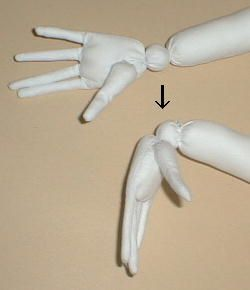 How to - doll joints: