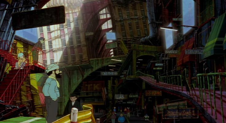 Metropolis is a 2001 anime film loosely based on the 1949 Metropolis manga created by the late Osamu Tezuka. The anime had an all-star production team, including renowned anime director Rintaro, Akira creator Katsuhiro Otomo as script writer, and...