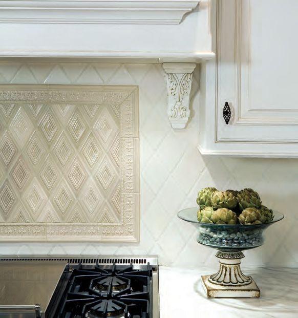 Best Back Splash Kitchen Images On Pinterest Kitchen