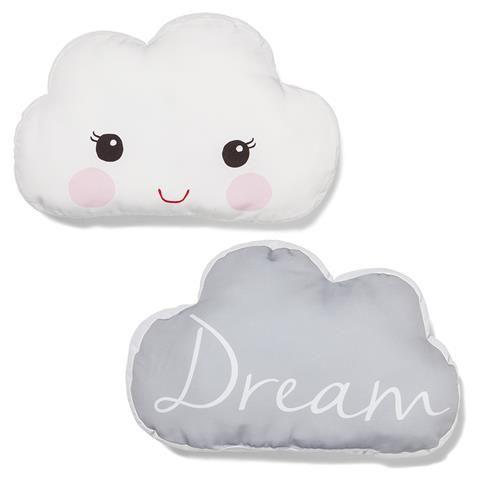 OWN IT  cloud Dream Cushion roomates Shaped