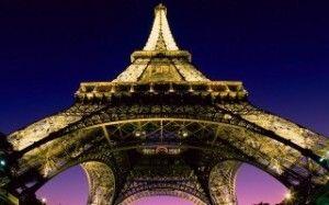 Romantic hotel destinations in Paris.