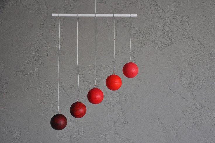 Karuzela 4 wg zasady Montessori | Gobbi - misticODDMENTS - Karuzele dla niemowląt