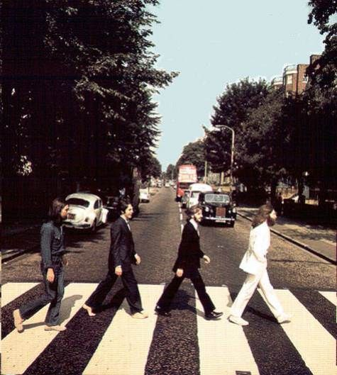 Alternative images | The Beatles Bible