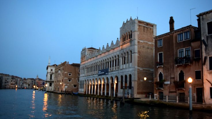 Venezia - Grand Canal by Night