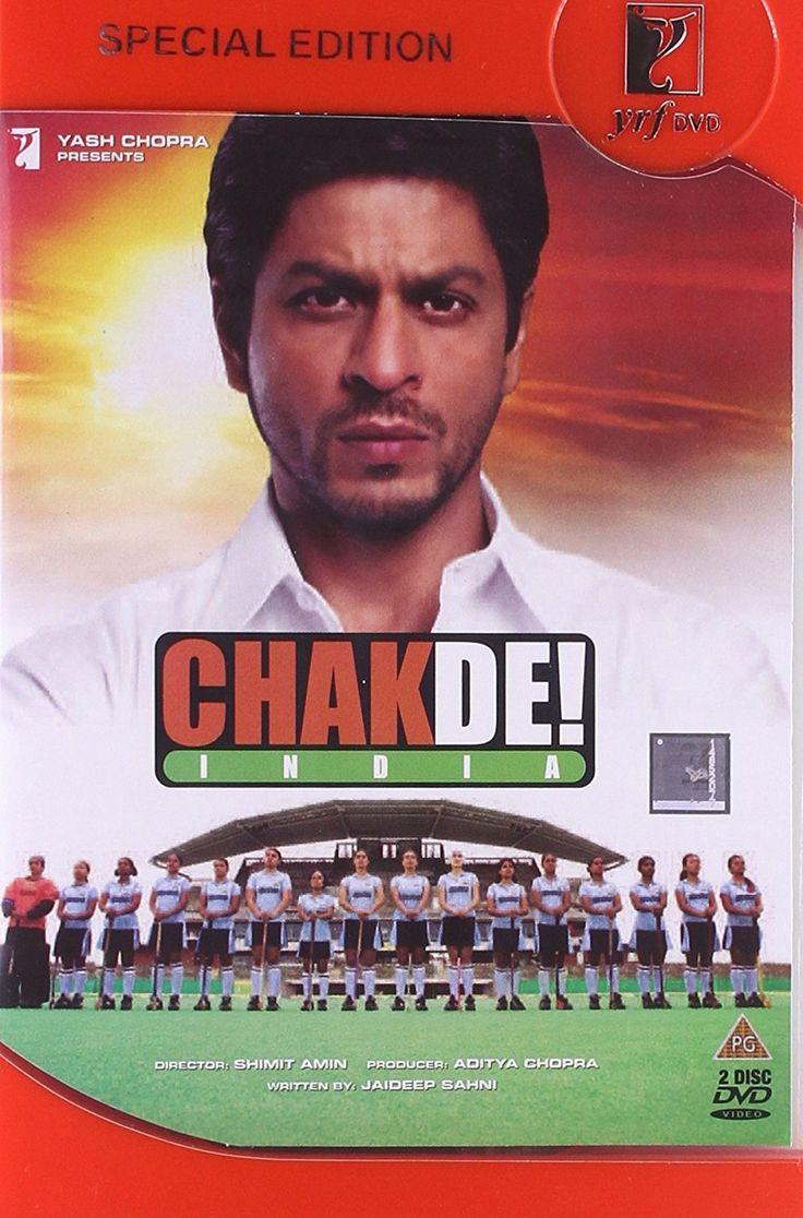Chak De India : Bollywood BLURAY DVD