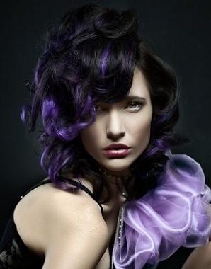 Stylish Hair Highlights Ideas for Brunette Hair