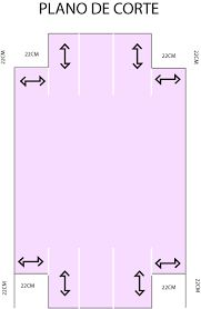 Resultado de imagen para como hacer sabanas para cuna