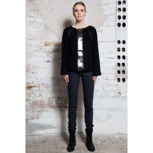 Glamojuice by M.R.Y. - czarna kurtka