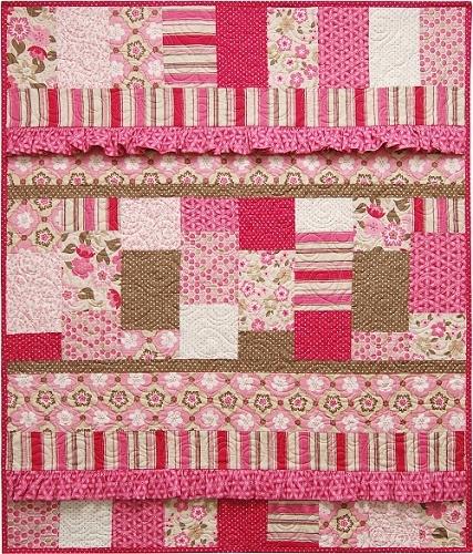 Vintage Baby Quilt Pattern