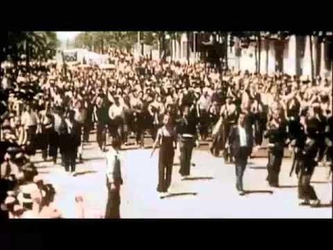 ▶ Resumen: LA GUERRA CIVIL ESPAÑOLA EN 10 MINUTOS /HD/. Completo - YouTube