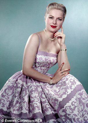 Oscar nominee and Sabrina actress Martha Hyer dies at her Santa Fe home aged 89