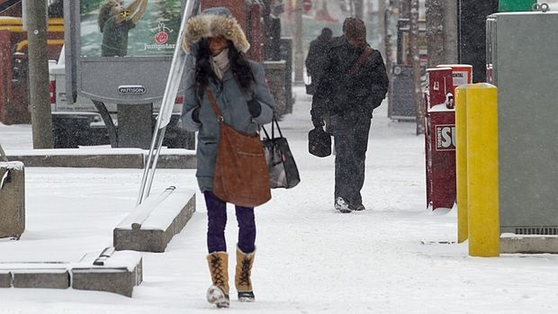 5 Steps: How to keep warm during a Canadian winter