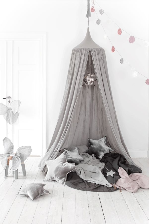 Enchanting children's nook from Trendspanarna.