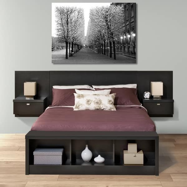 Valhalla Designer Series Floating Queen Headboard Set House Dining