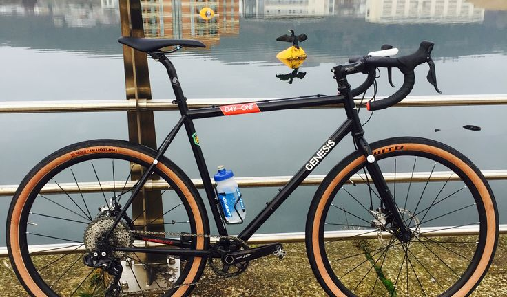 British bike brand explores a new category of road bike with 47mm wide tyres and steel frame
