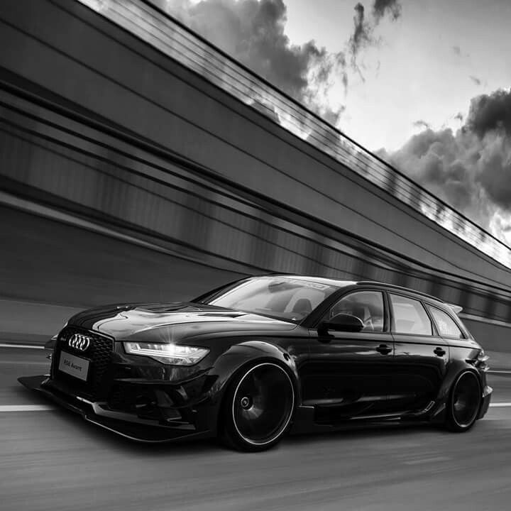 Audi RS6 (Not JDM but oh well lol)