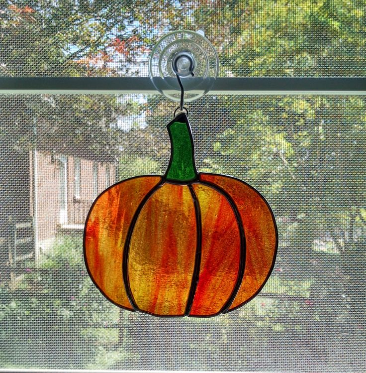 Decorating Ideas > 17 Beste Afbeeldingen Over Stained Glass Op Pinterest  ~ 070224_Thanksgiving Decorations On Etsy