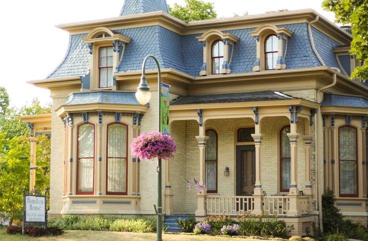 Hamilton House B&B in Whitewater, Wisconsin | B&B Rental.