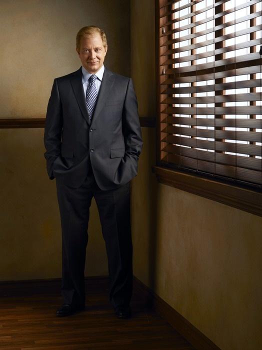 Jeff Perry as Cyrus Beane (Season 2)