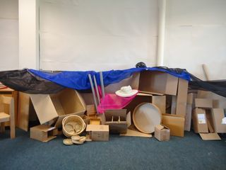 ABC Does Deconstructed role play area