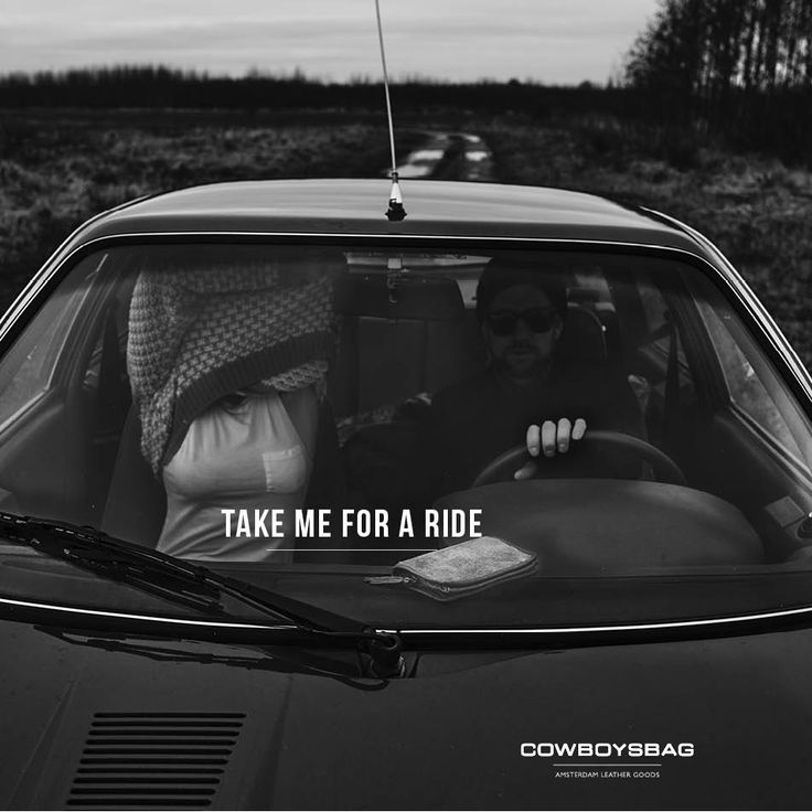 Cowboysbag | Take me for a ride #cowboysbag #CowboysbagCampaign #AW2015