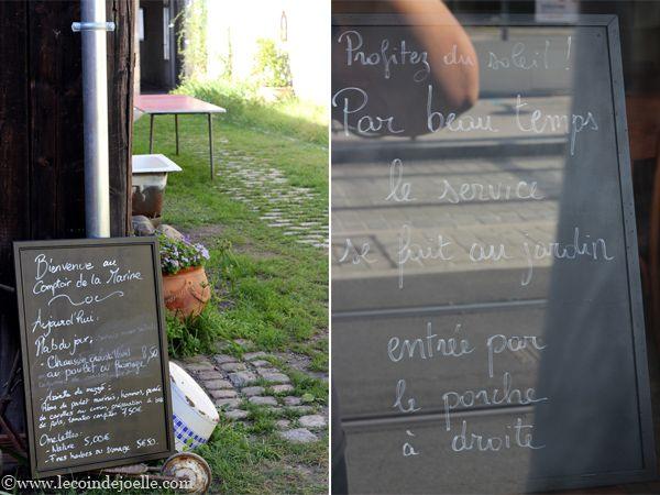 • Restaurant Bar de la Marine, 28, bis rue Achard, 33000 Bordeaux – tél : 05 56 50 58 01 (tram B, arrêt Achard, parking à proximité)